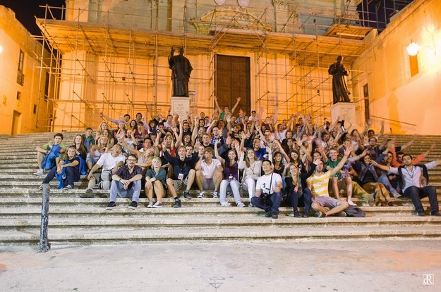 Gozo hosts the IAESTE JUMP annual international conference