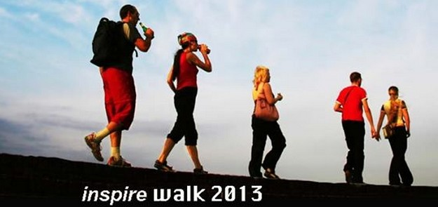 The annual Inspire Walk taking place next Saturday from Marsacala