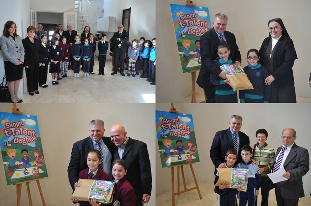 Student's Art Scheme: Know Your Skills in the Arts launched in Gozo