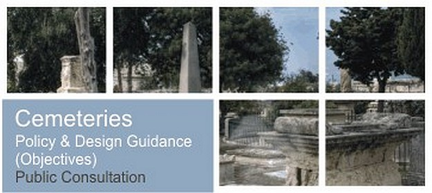 MEPA to formulate a new policy and design guidance for cemeteries