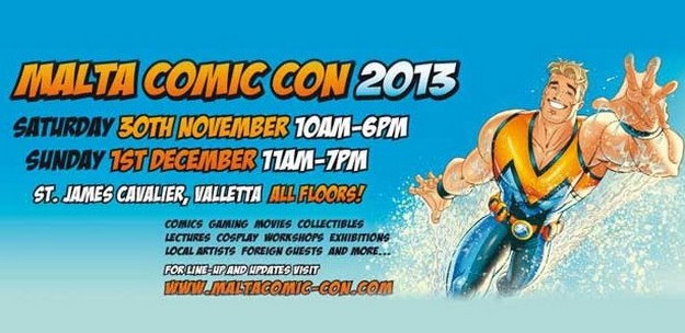 The Writers Club to participate in this weekend's Comic Con 2013
