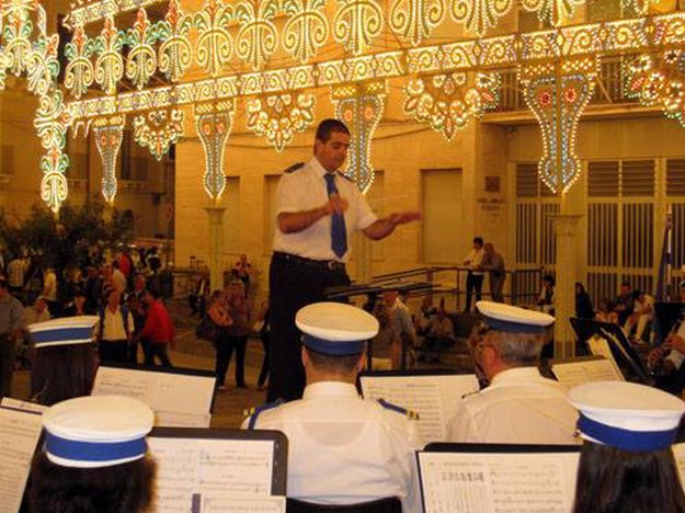 Mro Frankie Debono appointed Musical Director of the St Joseph Band