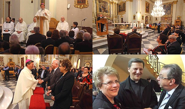 Nanniet Malta - Gozo branch inaugurated during Thanksgiving Mass in Sannat
