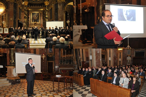Remembering Preti a 4th centenary commerative event held in Gozo