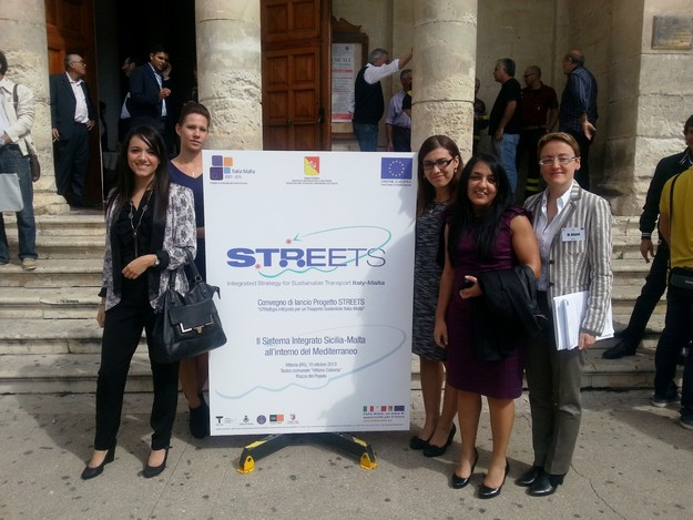 STREETS Project launched to improve accessibility to Malta and Sicily