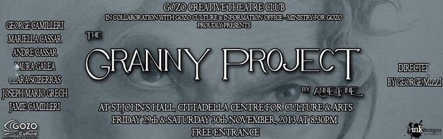'The Granny Project' latest production by the Gozo Creative Theatre Club