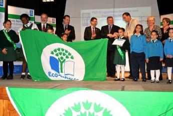 Gozo College Xewkija Primary achieves a third 'Green Flag Award'