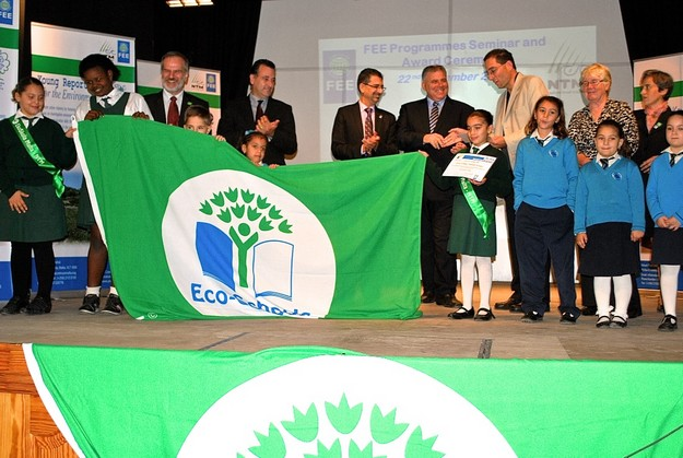 Gozo College Xewkija Primary achieves a third 'Green Flag Award'