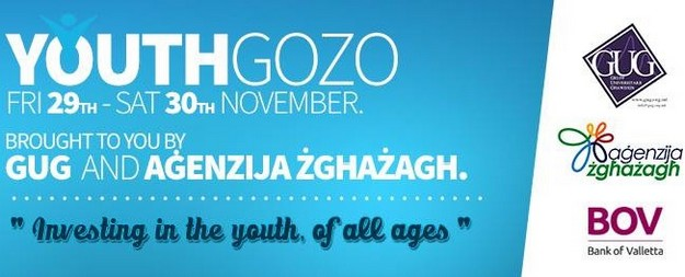 'Youth Gozo' organised by the Gozo University Group & Agenzija Zaghzagh