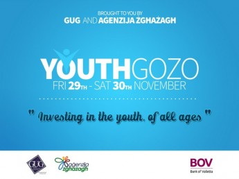'Youth in Gozo' a weekend of activities with GUG and Agenzija Zaghzagh