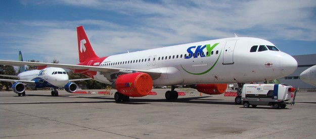 Air Malta wet-leases Airbus A320 aircraft To Sky Airline of Chile for 3 months