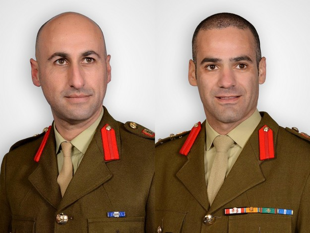 New Commander& Deputy Commander appointed for Armed Forces of Malta