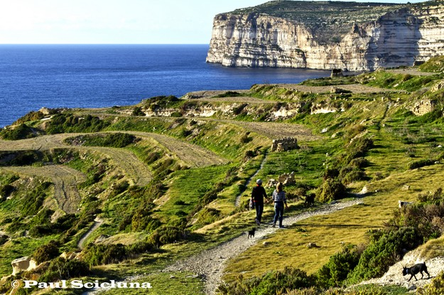 GTA welcomes the clean-up campaign of Gozo's valleys and cliffs