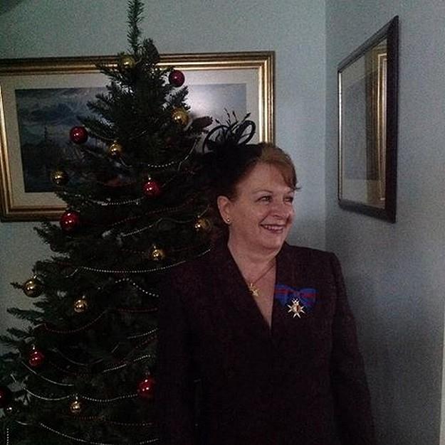 Gozo NGOs Association congratulates Carmen Bellamy on  M.O.M.award