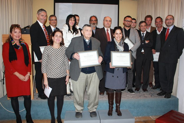 Prix d'Honneur awarded to DTR for Ggantija Heritage Park Project