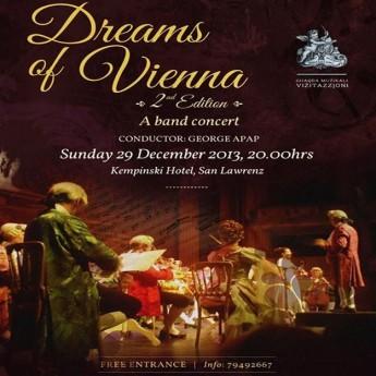 'Dreams of Vienna' end of year concert by the Ghaqda Muzikali Vizitazzjoni