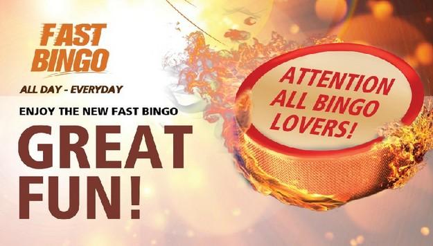 Maltco Lotteries launches the new game of Fast Bingo