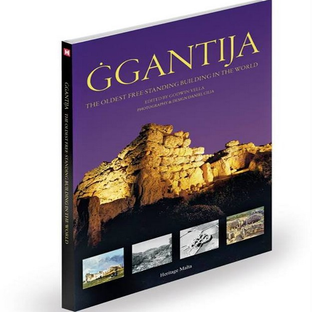 Ggantija Temples seminar & book launch in Malta & Gozo with Heritage Malta