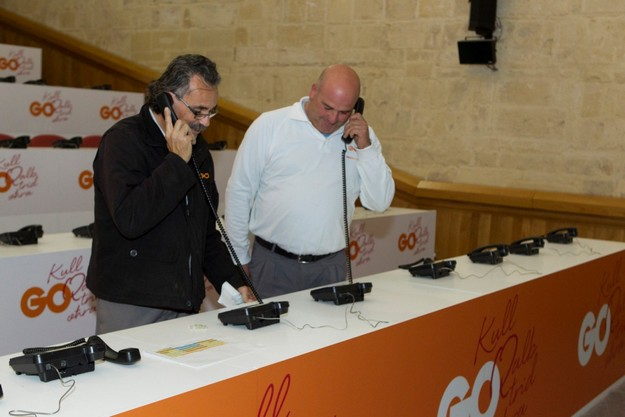 GO provides logistical support and €20,000 donation for Istrina