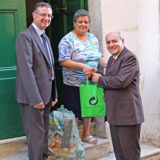 It is rewarding to recycle - 3R Bag Campaign launched by GreenPak