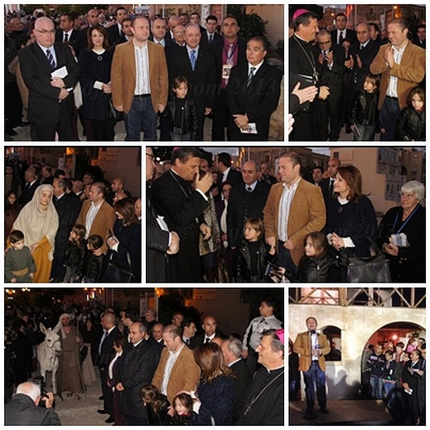 'Bethlehem f'Ghajnsielem' 5th edition inaugurated by the Prime Minister