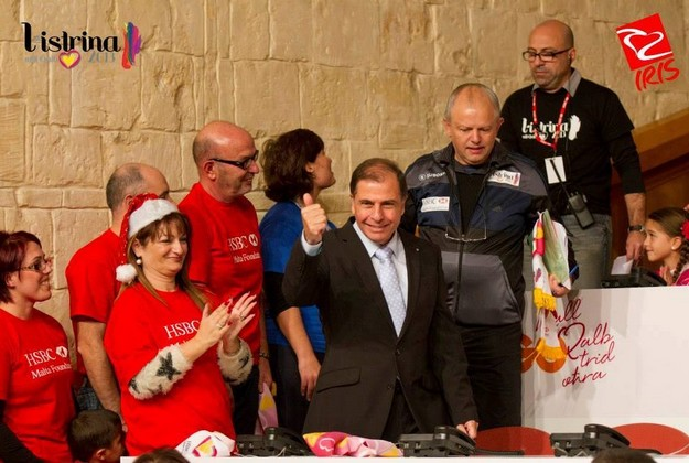 L-Istrina 2013 charity raises over €4 million in Gozo & Malta