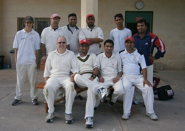 Krishna CC win again in low scoring game against Marsa CC