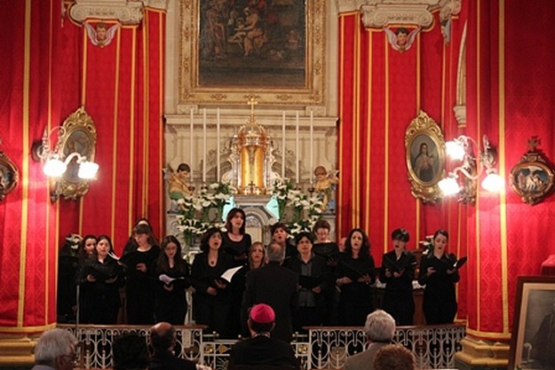 Laudate Pueri Choir Gozo to sing in Pope Francis' Epiphany Mass