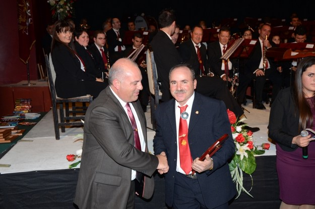 Louis Vella awarded Gieh ix-Xewkija during week of events for 'Jum ix-Xewkija'