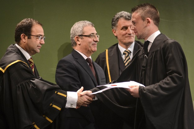 MCAST celebrates the graduation of 741 degree and HND students