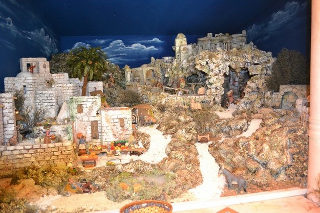 Christmas attractions with the Sant'Anton Community in Xaghra