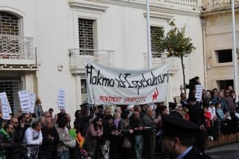 Developers' rule is Ruining Malta, says Moviment Graffitti