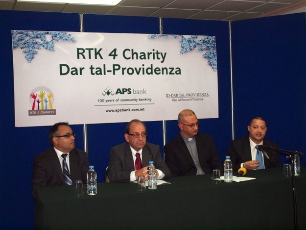 Id-Dar tal-Providenza Feast of Generosity on New Year's Day