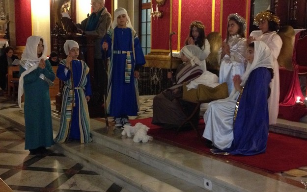 Legion of Mary - Gozo, Carols Service for the English speaking community