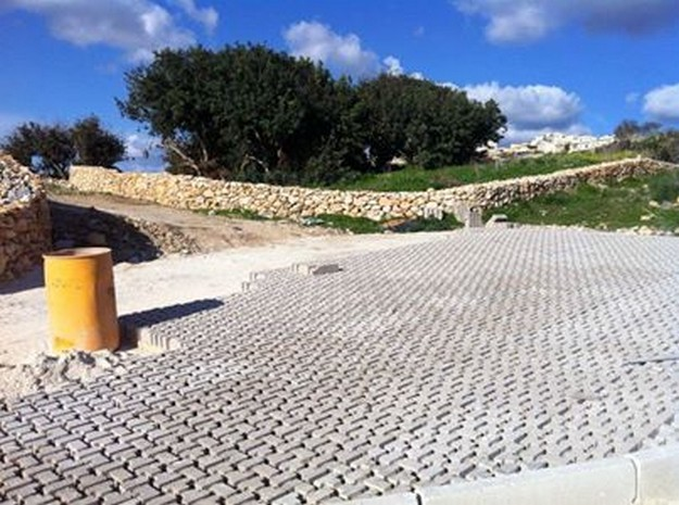 'Ta Grunju' Recreational Park and Picnic Area taking shape