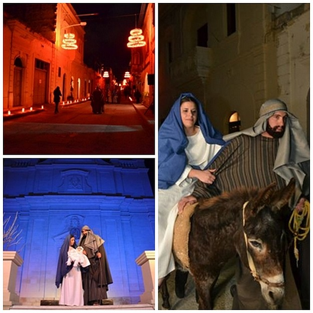 'Twieled ghalihom ukoll:' The Birth for All - San Lawrenz Christmas Pageant