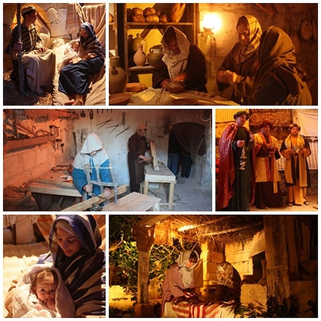 13th edition of the Live Crib with the Guiding Light Group in Xaghra