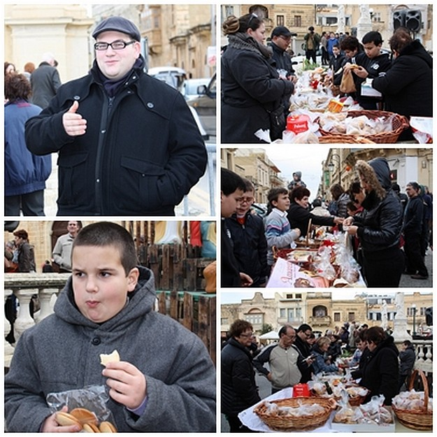 'Bring-and-Buy' organised by the Xaghra Parish altar boys