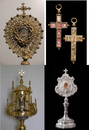 DLH talk on relics and reliquaries in the Diocese of Malta