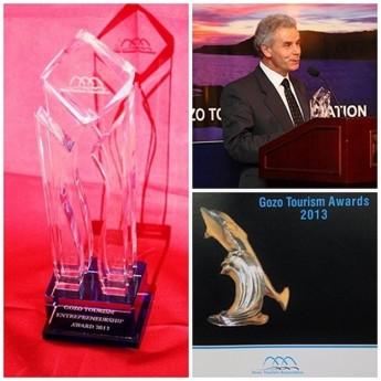 Ta' Mena Estate presented with Entrepreneurship Award 2013