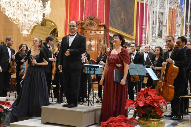 Epiphany Concert entertains large audience at Gozo Cathedral
