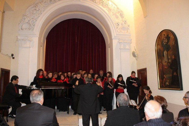 Gaulitanus New Year Concert performed to a full house