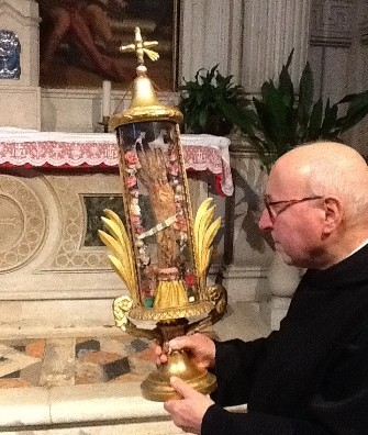 Relic of St George to be brought to Gozo for July festivities