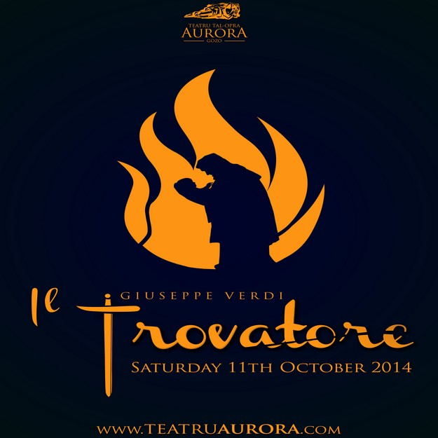 Verdi's 'Il Trovatore' at the Aurora Theatre in Gozo this October