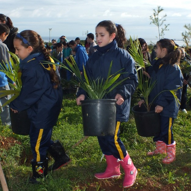 """Let us children plant hope in our life"" – LEAF Programme"