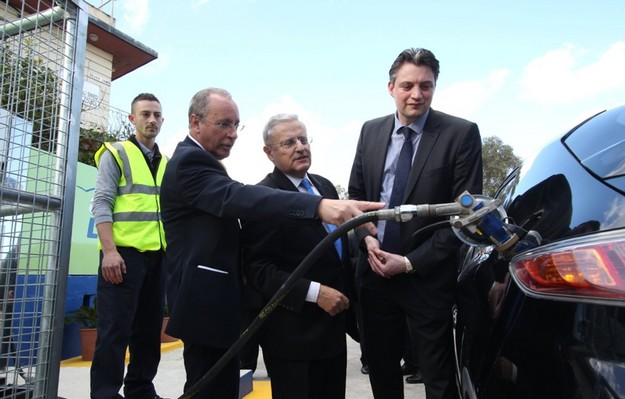 Liquigas Malta launches its 3rd AutoLiquigas fuelling station