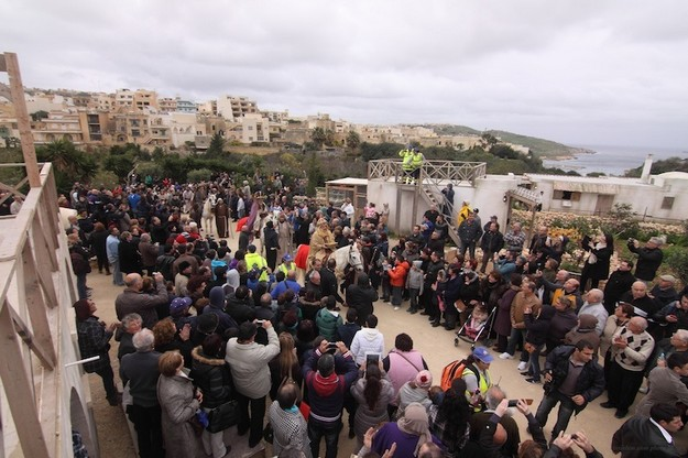 Over 74,000 visited Bethlehem f'Ghajnsielem over the four weeks