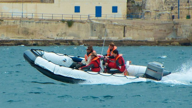 Gozo 2-day Nautical Licence Courses available in Maltese & English