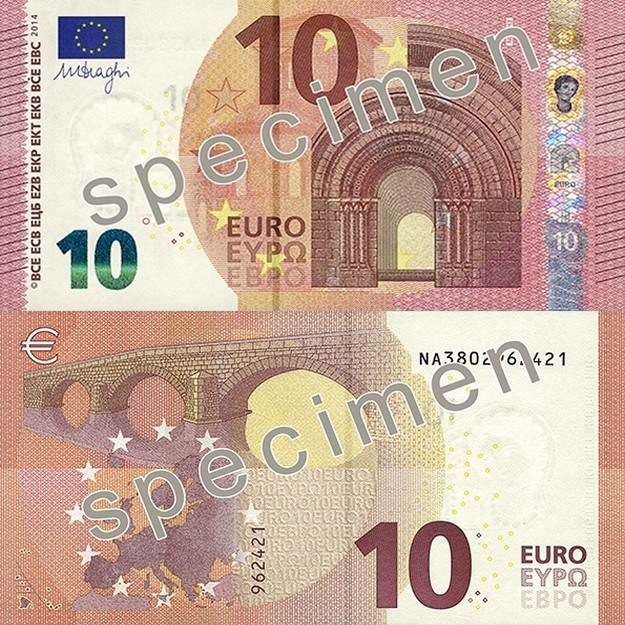 More counterfeit notes in second half of 2013 - ECB