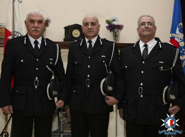 3 new Deputy Police Commissioners appointed in ceremony today